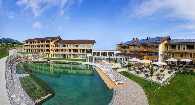 Urlaub Allgau Hotel Nesselwanger Hof Hotel Nesselwanger Hof